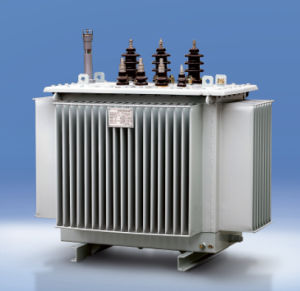 S11 Series Hermtically Sealed Oil-Immersed Power Transformer pictures & photos