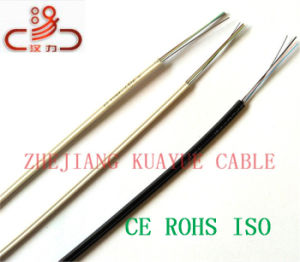 Optical Fiber Cable FTTH Dorp Wire/Computer Cable/ Data Cable/ Communication Cable/ Connector/ Audio Cable pictures & photos