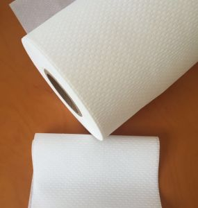 Air Through Nonwoven/ Thermo Bond Nonwoven for Baby Diaper and Feminine Hygiene Products pictures & photos