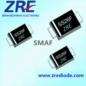 1A Es1af Thru Es1jf Super Fast Recovery Rectifier Diode Smaf Package pictures & photos