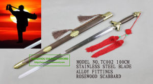 Tai Chi Swords Chinese Swords Martial Arts Swords Tc002 pictures & photos