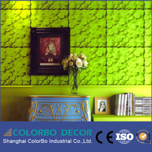 3D Polyester Fiber Acoustic Panel Acoustic Wall Panel pictures & photos
