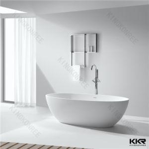Acrylic Resin Stone Bathtub, Solid Surface Corain Bathtub pictures & photos
