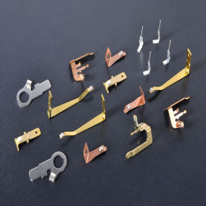High Quality Copper Terminal Stamping Parts