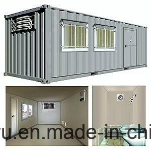 20feet Container House with The German Standard pictures & photos