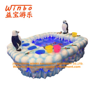 Professional Manufacturer Children Amusement Park Equipment Fishing Pool with Nice Design (F02) pictures & photos