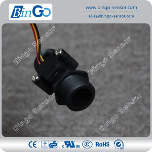 Crystal Hall Water Flow Sensor Meter Wfs-P11-Bgd pictures & photos