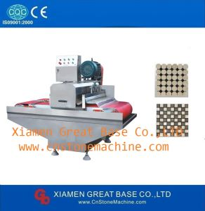 Multi-Blade Mosaic Cutting Machine Mosaic, Mosaic Tile Cutting Machines pictures & photos
