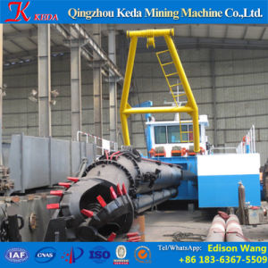Popular Dredging Equipment Cutter Suction Dredger pictures & photos