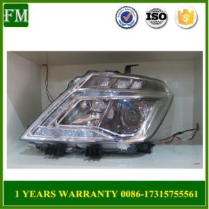 HID Light Source Head Light for Nissan Patrol Y61/Y62 2010-2015 pictures & photos