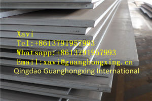 ASTM A242 A588 Grade a/B, Hot Rolled Steel Plate