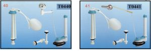 Flush Valve, Flapper, Trip Lever, Float Ball, Flush Handle, Toilet Flush Valve pictures & photos