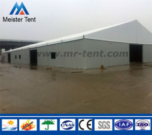 PVC Roof Party Exhibition Tent with PVC Transparent pictures & photos