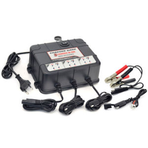 6V/12V 2A 4-Step Car Battery Charger pictures & photos