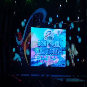 Indoor Full Color P4.81 Stage Performance Rental LED Display Screen pictures & photos