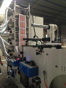 5 Color Flexographic Printing Machine 5UV pictures & photos