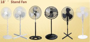 "18"" Stand Fan with Remote Control, Powerful Motor pictures & photos"