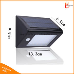 20 LED Solar Powe PIR Lamp Infrared Motion Sensor Garden Light Solar Security Lamp Outdoor Light pictures & photos