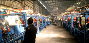 Automatic Welding Line for LPG Gas Cylinder pictures & photos
