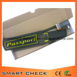 Passport Hand Held Metal Detector pictures & photos
