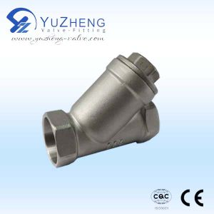 Stainless Steel Socket Welded Strainer pictures & photos