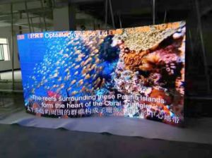 500*1000mm Curved LED Display Panel with LCD Displayer for P4.81, P5.95, P6.25 pictures & photos