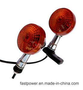 Motorcycle Spare Parts Turning Light Winker Lamp Cg Jaguar pictures & photos