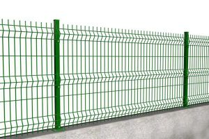 3 Bending PVC Coating Wire Mesh Fencing (XMM-WM3) pictures & photos