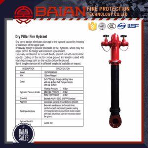 Pillar Hydrant BS750 & Undergroud Hydrant pictures & photos