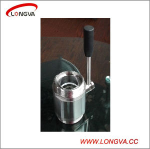 Dn50 Sanitary Stainless Steel Forged Male Thread Ball Valve pictures & photos