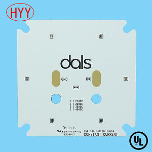Multilayer Immersion Gold SMT Aluminum LED PCB board (HYY-318) pictures & photos