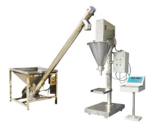 Fjgf High Precision Powder Filling Machine pictures & photos