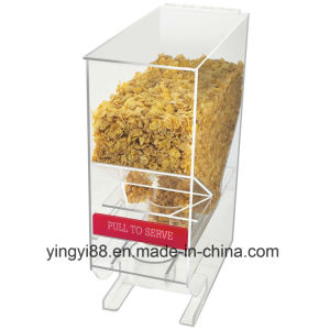 Best Selling Acrylic Bulk Food Dispenser pictures & photos