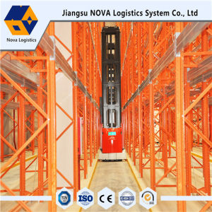 Heavy Duty Very Narrow Aisle Pallet Rack for Industries Storage pictures & photos