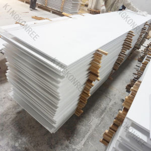 Construction Material White Acrylic Solid Surface Sheet pictures & photos