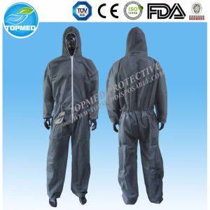 Disposable Nonwoven Coverall, Disposable Protective Coverall, Disposable PP Coverall pictures & photos