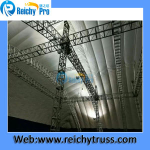 Professional Big Size Arc Truss with Bolt Connector Type pictures & photos