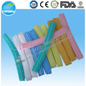 China Supplier Nonwoven Clip Cap with Ce ISO Approved pictures & photos