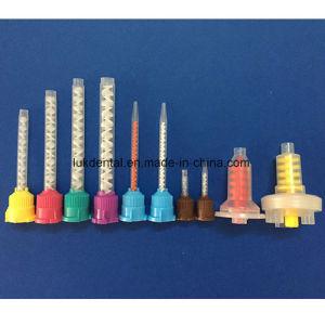 Hot Sale Bule Short 1: 1 Dental Mixing Tips (MT-07) pictures & photos