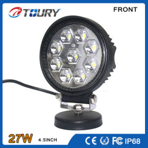 9PCS*3W Lamps High Intensity Round Style LED Work Light pictures & photos