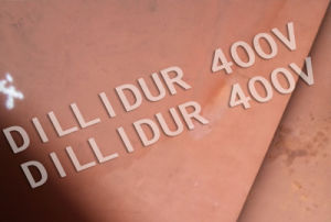 Abrasion Resistant Dillidur 400 Building Material Steel pictures & photos
