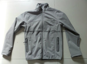 Leisure Outdoor Water-Repellent Softshell Jacket (0264)