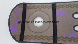 Top Design Silicone Antiskid Knee Support pictures & photos