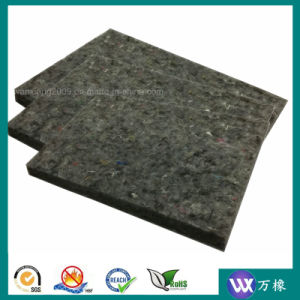 Nonwoven Hard Acoustical Sound Insulation Polyester Felt Underlay pictures & photos