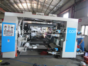 Helical Teeth Flexographic Printing Press Machine pictures & photos