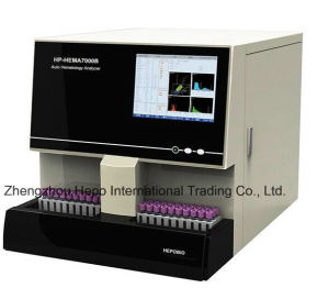 High End Full Automatic 5-Part Diff Hematology Analyzer pictures & photos