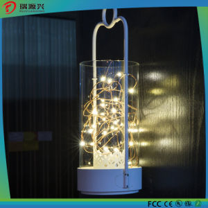 Yellow Color LED Copper Wire String Light pictures & photos