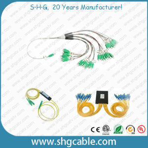 Bare Device Type PLC Fiber Optic Splitter pictures & photos