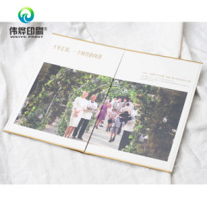 Printing Promotional Paper Printing Gate Folded Leaflet pictures & photos