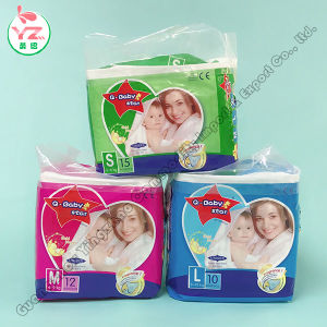 Super Absorbent Disposable Baby Diaper Pads Wholesale pictures & photos